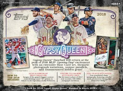 2018 Topps Gypsy Queen Complete Your Set Pick 25 Cards From List  ()