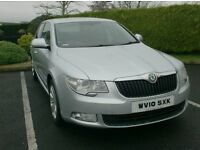 2010 Skoda Superb 1.9tdi Greenline , just in from the Uk