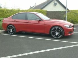 2012 Bmw 320d Bi Turbo, M Performance Kit< 19inch Alloys, Finance available