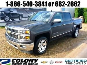 2014 Chevrolet Silverado 1500 5.8 Box, LTZ, Leather