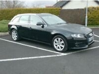 2011 Audi A4 Avant Technic 170bhp fully loaded,
