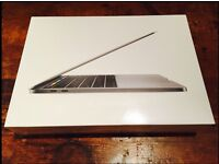 """BRAND NEW!! Late 2016 UK Apple Retina MacBook Pro 13"""" with Touchbar & Touch ID (Space Grey)"""