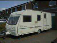 Special Edition Avondale Thirlmere 510/5L 5 berth touring caravan 2003. £4500 ONO
