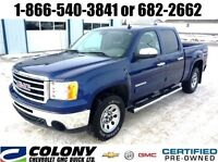 2013 GMC Sierra 1500 SL - PST PAID! Bluetooth!