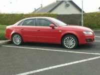 2012 Seat Exeo 2.0Tdi Se, Bright Red.