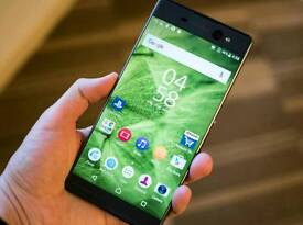"Sony Xperia xa ultra 16gb black 6"""