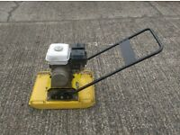 WACKER PLATE HIRE IN MERSEYSIDE & SURROUNDING AREAS (CHARGED @ £30.00 PER WEEK)