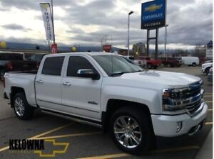 2017 Chevrolet Silverado 1500 High Country | Chrome | Bose Speak