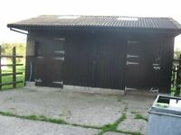 2 Stables to Rent in Congresbury