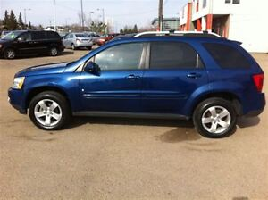 2008 Pontiac Torrent Sunroof/Only 90000 kms