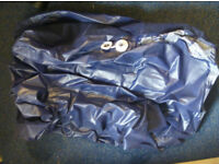 Inflatable single mattress