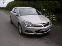 2008 Vauxhall Astra 1.4 SXi 3 Door Sport Hatch 67,000 Miles With Full Service History