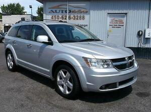 Dodge Journey R/T 2010 7 PASSAGERS AWD