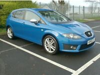 2010 Seat Leon Fr model, 170bhp, just in from the uk.
