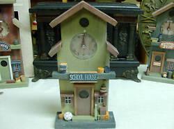 Bird House clock (Quartz) New in Box.