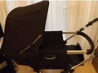 silver cross classic elegance pram ,pushchair ,just as is in pics