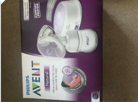 Philips Natural Breast Pump Single Electric