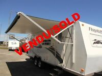 2008 Forest River Flagstaff FS26 ***SOLD***