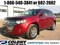 2013 Ford Edge Limited - PST PAID! Leather, Sunroof