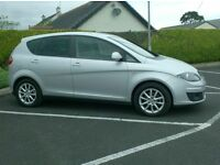 2012 Seat Altea 1.6Tdi, only 54k, £30 to tax, finance available