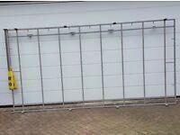 Roof rack, Vauxhall Vivaro, Renault Traffic or Nissan Primastar, long wheel base.