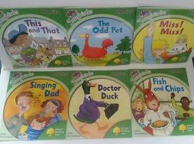 Songbirds phonics book set - Stage two - Oxford reading tree