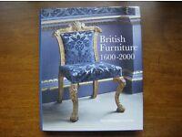 British Furniture 1600–2000 - hardback