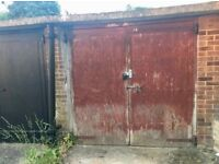 GARAGE available for storage | Hockwell Ring (LU4)