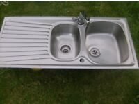 two sinks for sale good condition £12 each