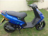 Piaggio NRG scooter