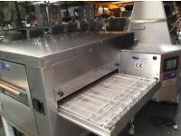 "32"" Pizza King Conveyor Pizza Oven"