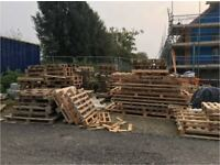 Free Pallets - Project or Firewood