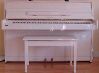 Piano blanc  a vendre