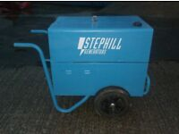 STEPHILL YANMAR DIESEL SE6000 6KVA DUAL VOLTAGE GENERATOR 110v/240v OPTION