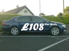 2009 Skoda Superb 2.0Tdi 170Bhp Se, Lovely Colour, finance available