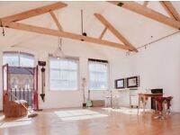 £180 Per Day Amazing Photography Studio in Central Shoreditch 1500 sqft