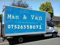 CHEAP MAN & VAN HOUSE/ OFFICE REMOVAL SERVICE FLAT MOVING Waste / Rubbish Removal Services