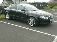 07 Audi A4 140bhp 6 Speed
