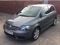 VOLKSWAGEN GOLF PLUS SE 1.6 PETROL TESTED 12 MONTHS AIR CON ALLOY WHEELS