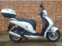 Honda PES 125, Immaculate condition with low mileage