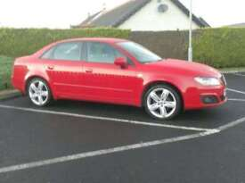 2011 Seat Exeo 2.0Tdi , One owner Uk Company car, Bright Red.