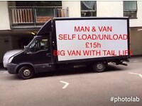 Man & van /And express service