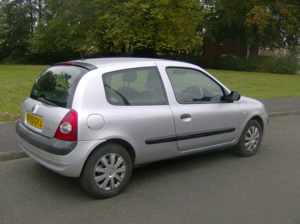 Renault Clio 1.2 Clean,Tidy,Relible £490