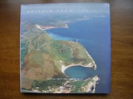 Britain From The Air. HARDBACK - NEW Authors: Michael Swift and George Grant