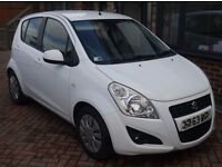 2013 '63 plate Suzuki Splash SZ3 facelift, 31k, FSH, 46 MPG urban and just £30 a year RFL