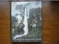 The Amazing World of Nature. Author and publisher: Readers Digest - hardback