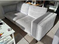 IKEA Nockeby 2 Seat Sofa