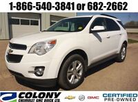 2011 Chevrolet Equinox 2LT - PST PAID!  Heated Front Seats, Remo