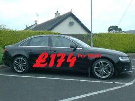 2013 Audi A4 2.0Tdi Technik , 18inch Alloys, Finance available