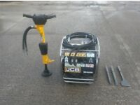 JCB BEAVER BREAKER POWER PACK (Honda Engine c/w HM25 Hammer & x3 New Chisels)